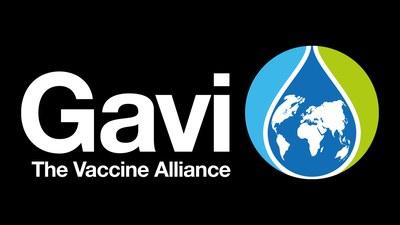 세계백신면역연합(GAVI·가비) 로고.