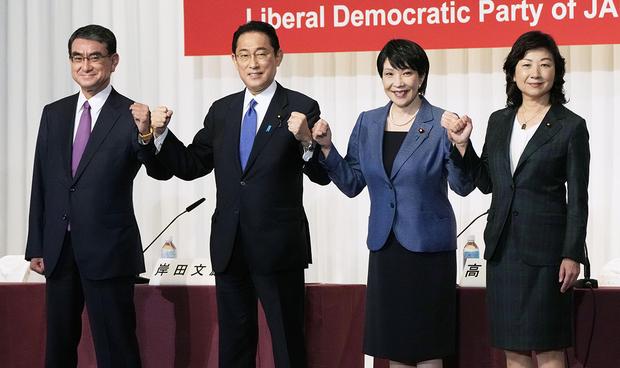 """일 총리 후보들 """"납치문제 해결 위해 김정은 만날 것"""""""