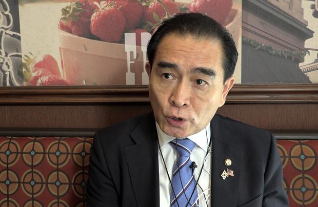 """태영호 의원 """"중, 억류 탈북민 인권 존중해야"""""""