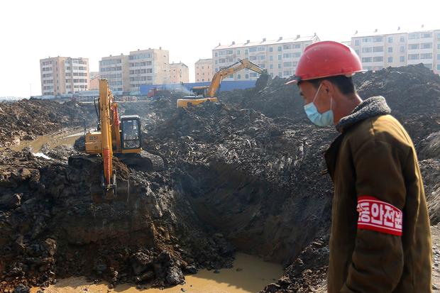 북 경기불황으로 일당 노동자 생계 위협
