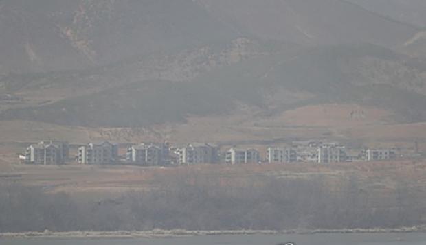 북, 중국발 황사 핑계로 주민이동 통제