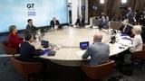 """G7 정상 """"미국의 대북외교 지지…북한에 대화 촉구"""""""