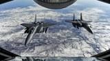 """미 국방부 """"한미일 공군 600명 연합훈련 참가"""""""