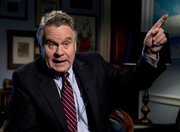 미국 의회 내 초당적 기구인 '톰 랜토스 인권위원회' 공동위원장인 크리스 스미스(Chris Smith) 연방 하원의원.