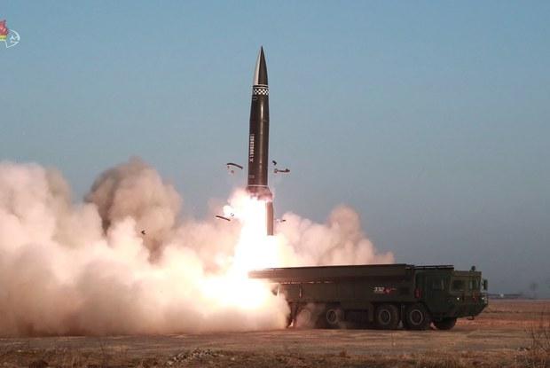 """블링컨 """"북핵 위협, 한미일 협력으로 대응"""""""