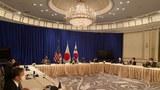 한미일-한미 연쇄 외교회담...북 미사일 문제 논의