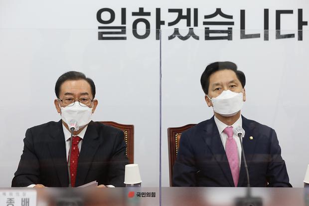 한국 야당들, 북 담화·한국정부 대북저자세 비판