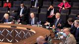 """나토 정상회의 """"북 CVID 목표 지지…미국과의 협상 촉구"""""""