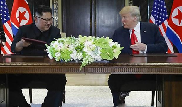 """""""바이든, 대북협상에 전임자 업적 활용 가능"""""""