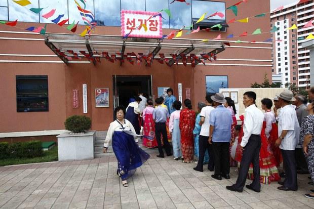 """""""북한은 민주주의와 가장 거리가 먼 나라"""""""