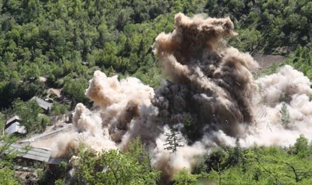 """""""미, 북 비핵화 의지없는 종전선언 동의 어려워"""""""