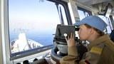 독일, 대북제재 위반 감시용 군함 첫 배치