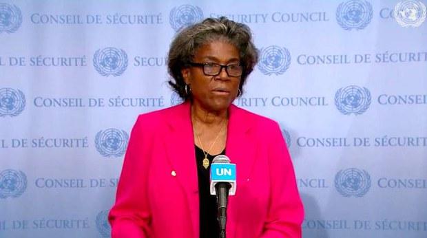 """미 유엔 대표부 """"북, 국제평화·안보 위협"""""""