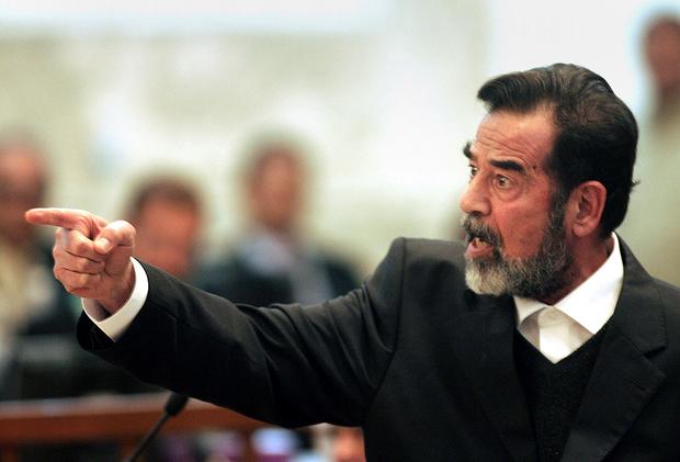 독재자들의 말로(2) - 이라크 사담 후세인