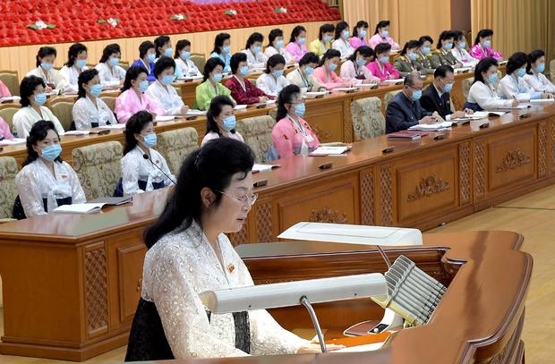 비참한 처지에 몰린 북한 여성들