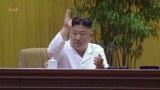 지난 4월 수도 평양에서 열린 '당 최말단' 세포비서 대회에서 김정은 총비서가 더욱 '강력한 고난의 행군'을 선언했다.