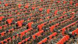 지난달 24일 열린 조선인민군 제1차 지휘관ㆍ정치일꾼(간부) 강습회 모습.