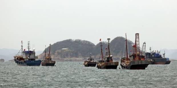 북한 서해바다 통한 해상 밀수 증가