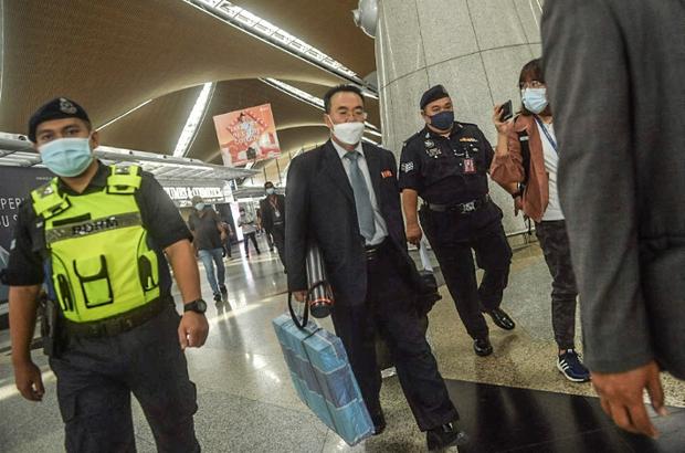 말레이시아에서 철수한 북한 대사관, 그 내막을 밝힌다
