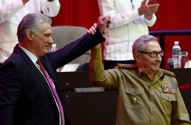 카스트로 시대 종말과  쿠바의 미래