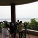 남한 평화전망대에서 바라본 북한
