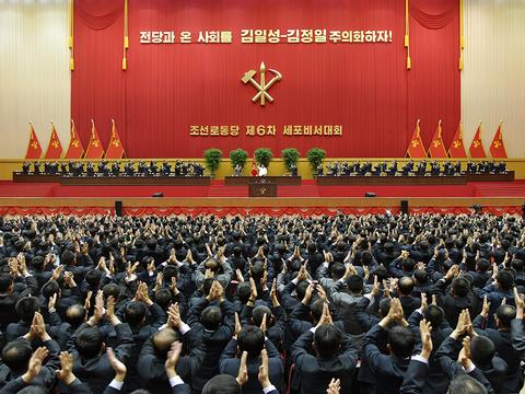 김정은 북한 노동당 총비서가 8일 세포비서대회에 참석해 결론을 발표하고 폐회사를 했다고 조선중앙통신이 9일 보도했다.