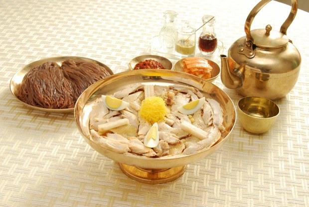 대한민국 전통음식 제1호 명인 장유빈 쉐프