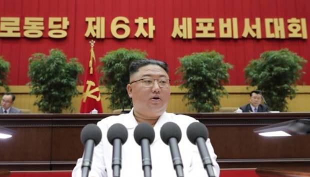 북한 김정은, 고난의 행군 다시 선포