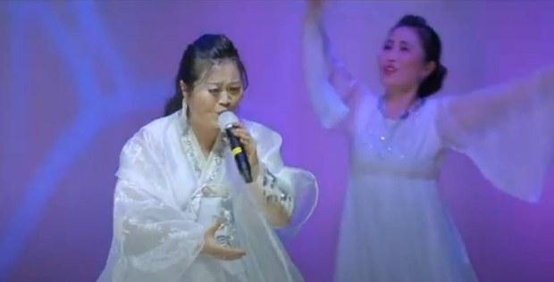 새해 특집방송 : 남북이 함께한 난타 공연